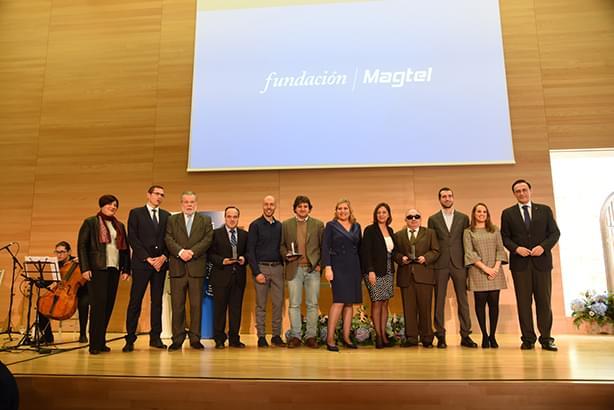 El Palacio de Congresos de Córdoba acoge los I Premios Fundación Magtel