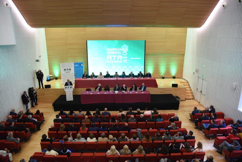 ATA ratifica su compromiso con los autónomos y el tejido empresarial en su asamblea general celebrada en el Palacio de Congresos