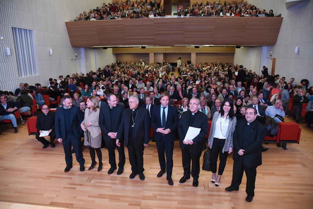 El Palacio de Congresos acoge el estreno del documental 'Mozárabes, la herencia olvidada'