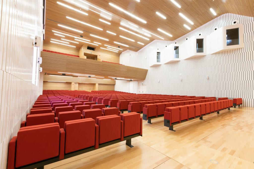 COMUNICADO CORONAVIRUS | El Palacio de Congresos continúa con su agenda congresual