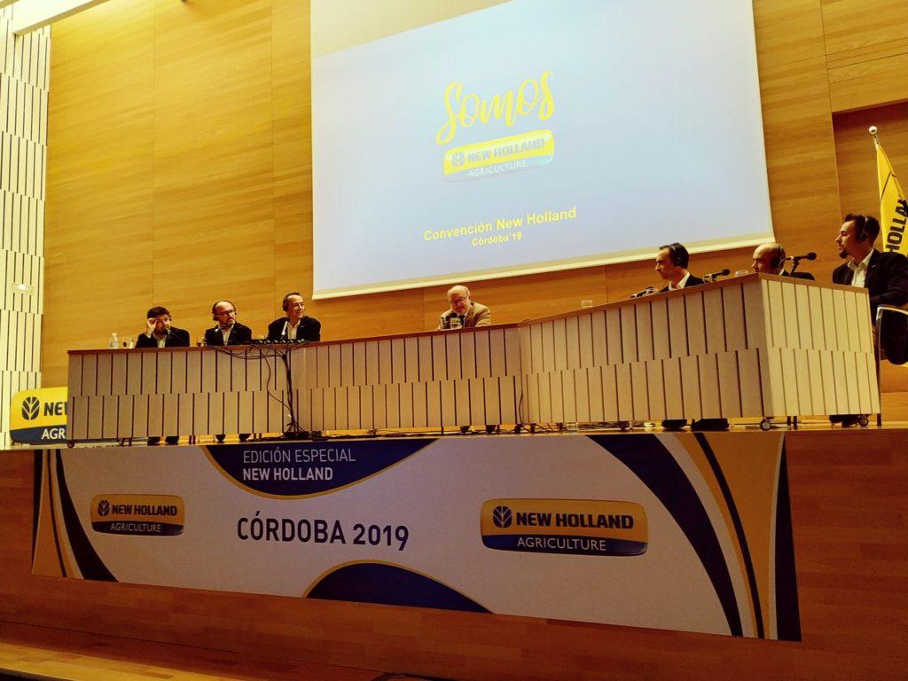 New Holland celebra su Convención Anual de Concesionarios en el Palacio de Congresos