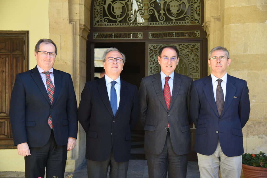El Palacio de Congresos pide apoyo a CEA para su dinamización en los circuitos de turismo MICE