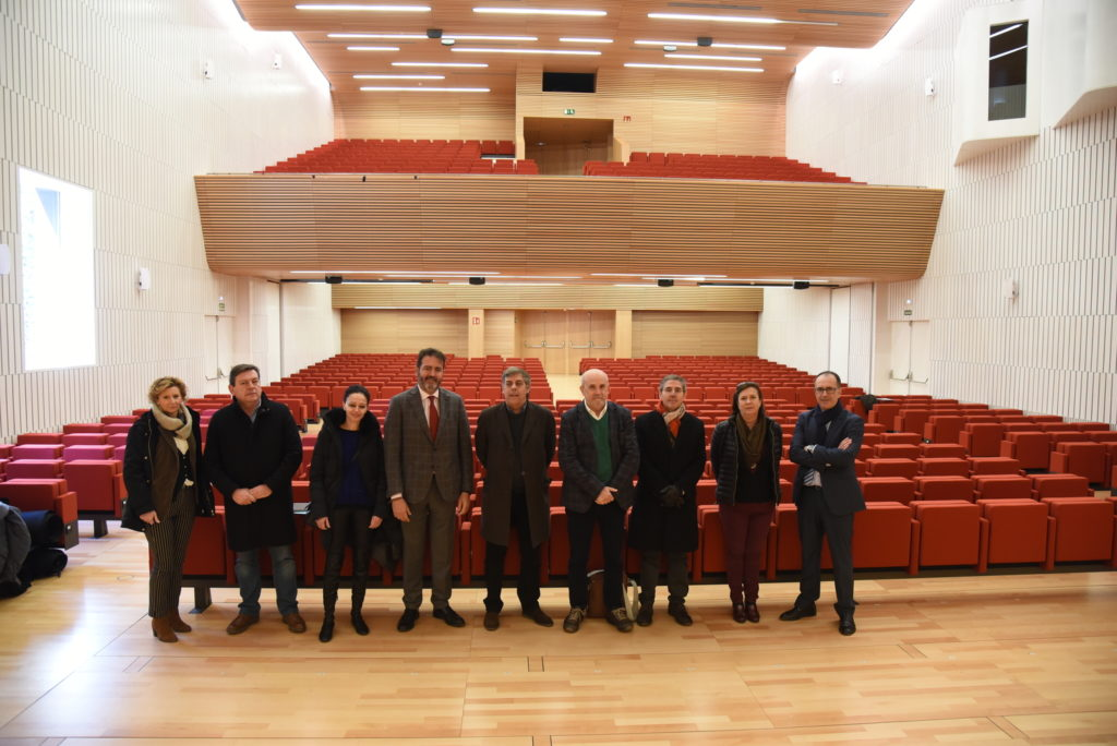 El Palacio de Congresos de Córdoba, de nuevo, miembro de AFCAN