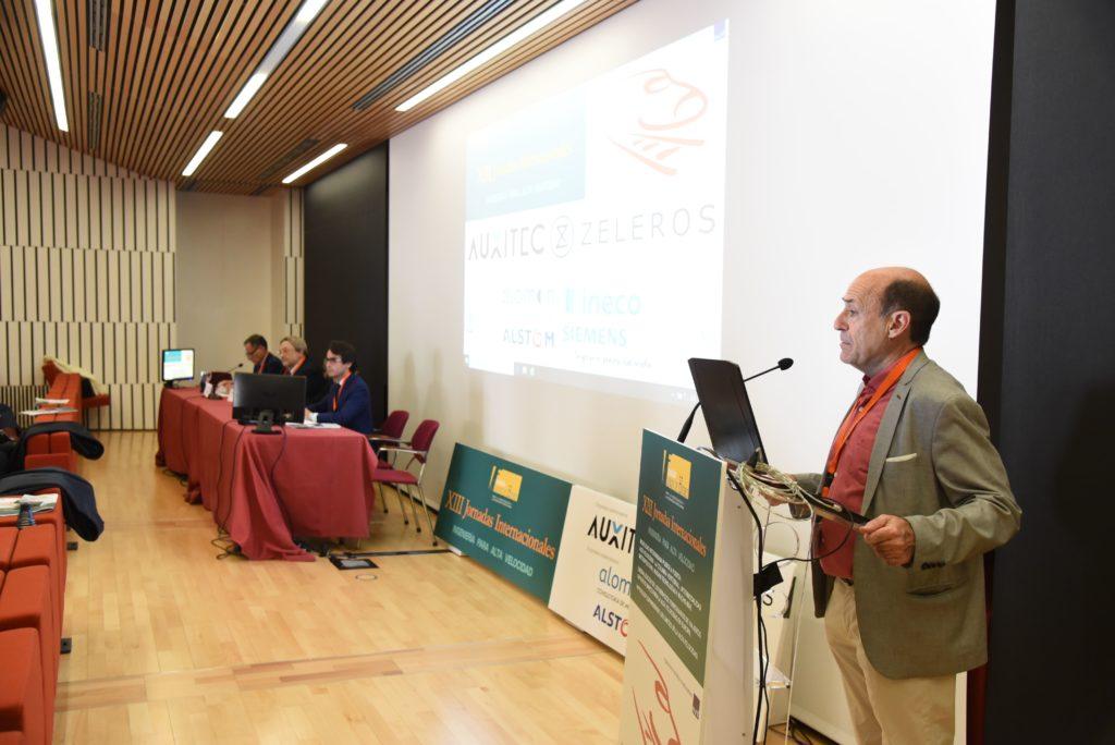 El Palacio de Congresos de Córdoba acoge las XIII Jornadas Internacionales de Ingeniería para Alta Velocidad