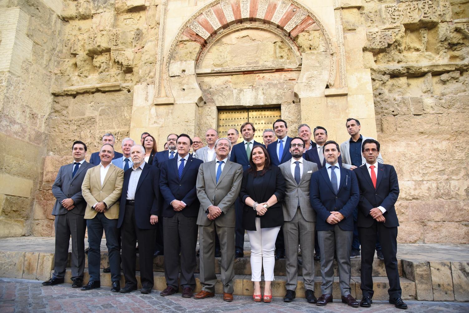 Córdoba se convierte en epicentro de la transformación digital en la jornada 'The Future of Andalucía'