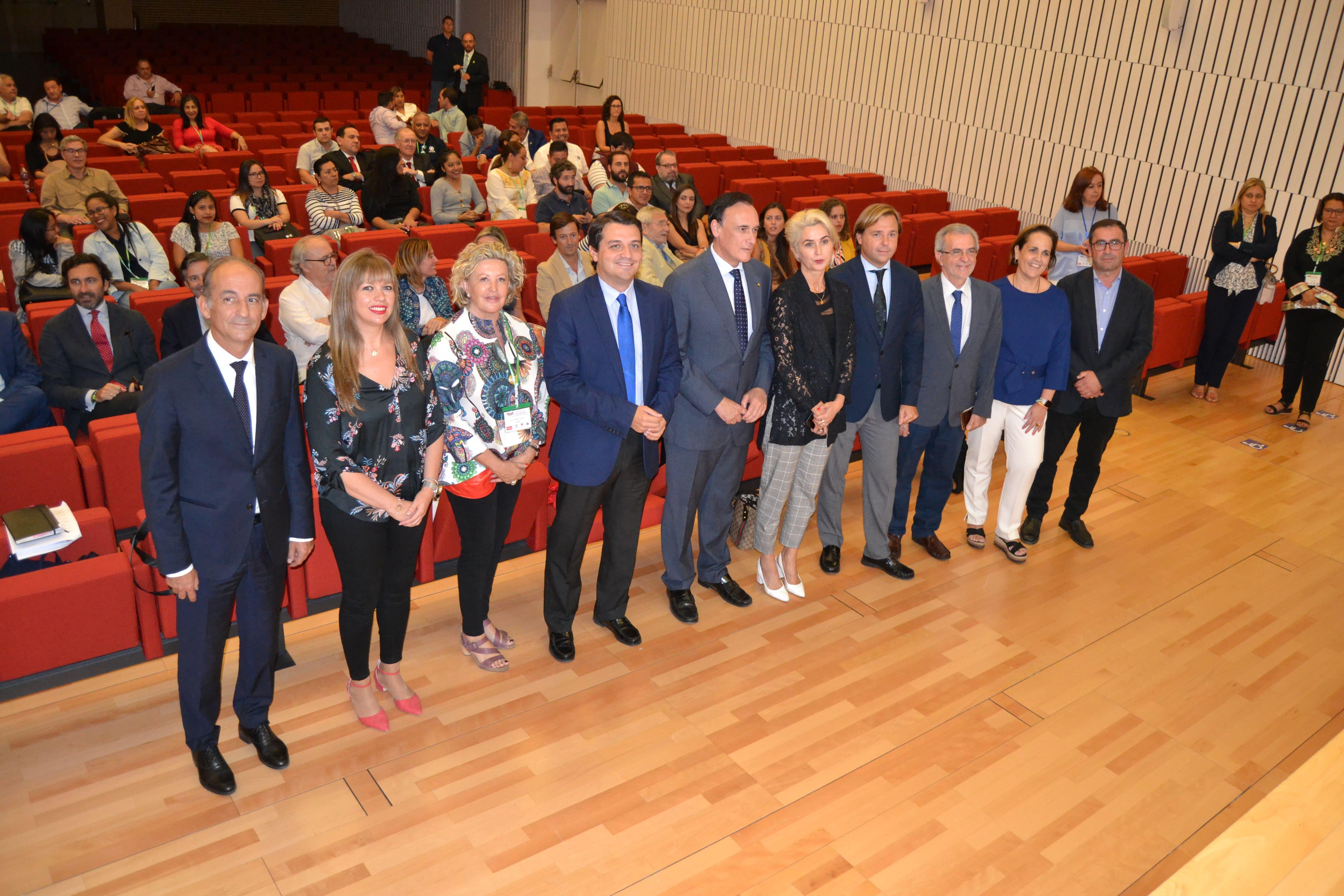 Junta, Ayuntamiento y Universidad, unidos por el emprendimiento y la innovación