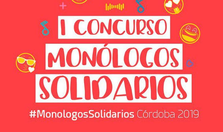 I Concurso de Monólogos Solidarios a favor de Adicor