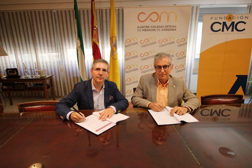 El Colegio de Médicos se adhiere al Programa Embajadores de Córdoba del Palacio de Congresos