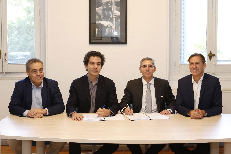 El Palacio de Congresos y mk2 España firman un acuerdo para la exposición y proyección de experiencias audiovisuales