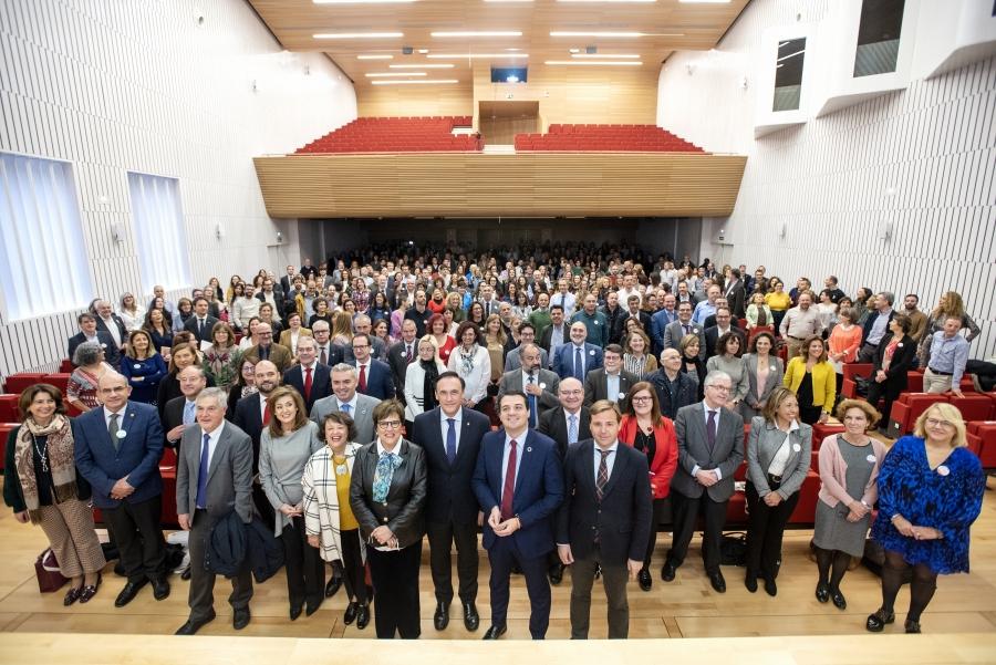 Medio millar de expertos de I+D+i analizan los retos de la Ciencia en el Palacio de Congresos de Córdoba
