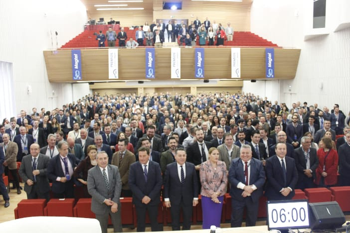 Magtel celebra su 30 aniversario y la segunda edición de sus premios en el Palacio de Congresos de Córdoba