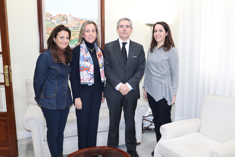 El Palacio de Congresos de Córdoba y Zalima firman un convenio de colaboración