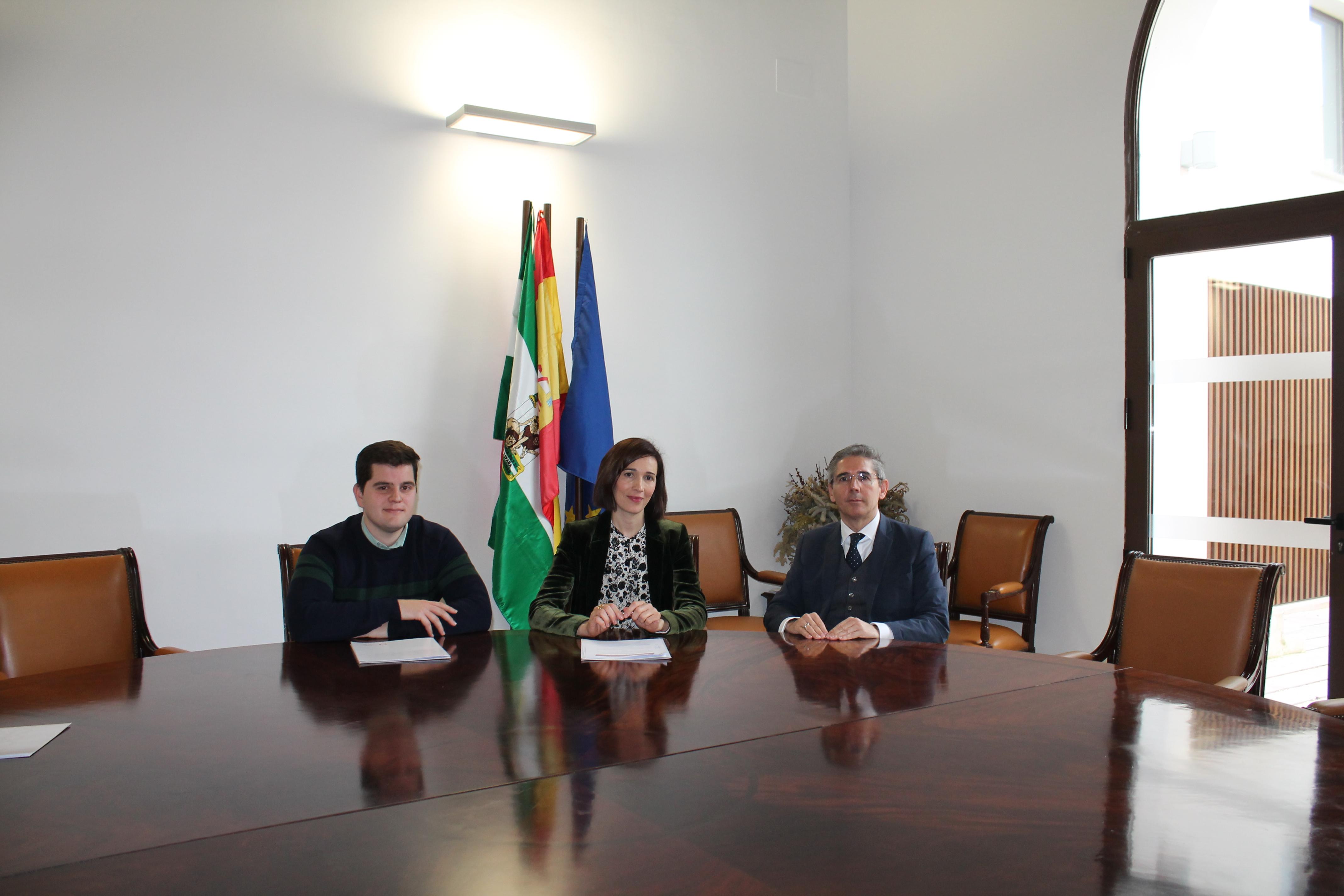 El Palacio de Congresos de Córdoba y Rabanales21 firman un acuerdo de colaboración