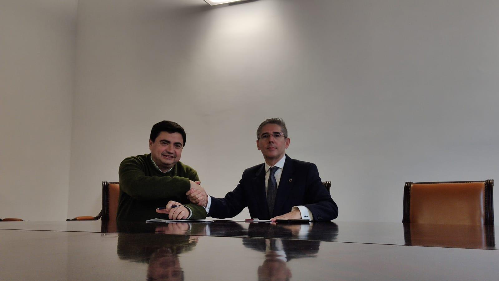 El Córdoba Patrimonio de la Humanidad, nuevo patrono del Programa Embajadores