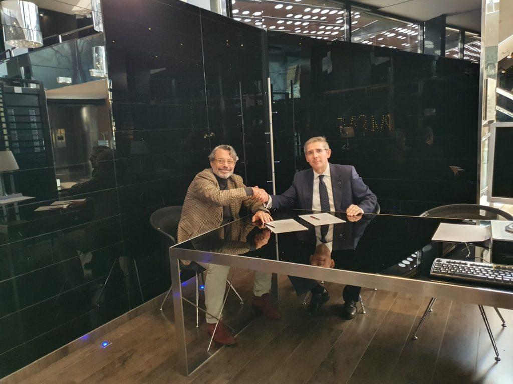 La empresa farmaceútica Pharmex, nueva integrante del Programa Embajadores de Córdoba