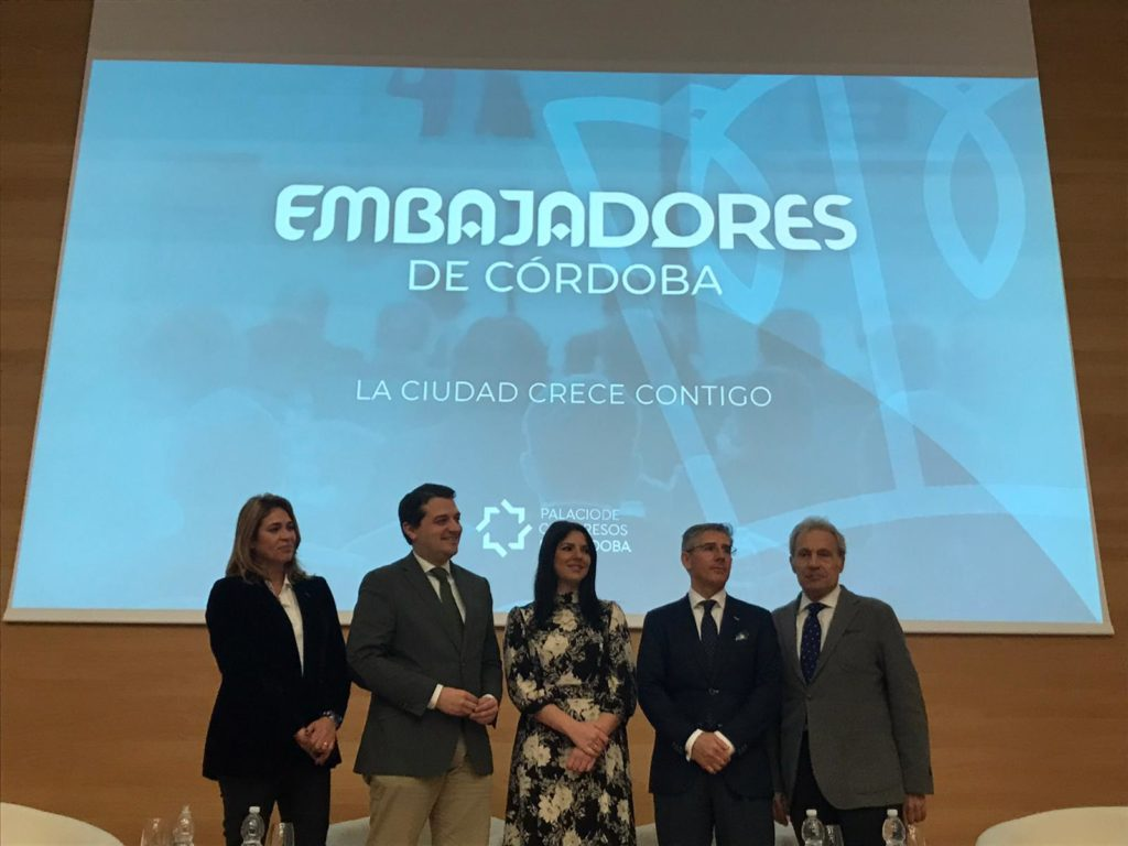 Las II Jornadas Técnicas Embajadores de Córdoba reúnen a más de un centenar de expertos del sector MICE en el Palacio de Congresos