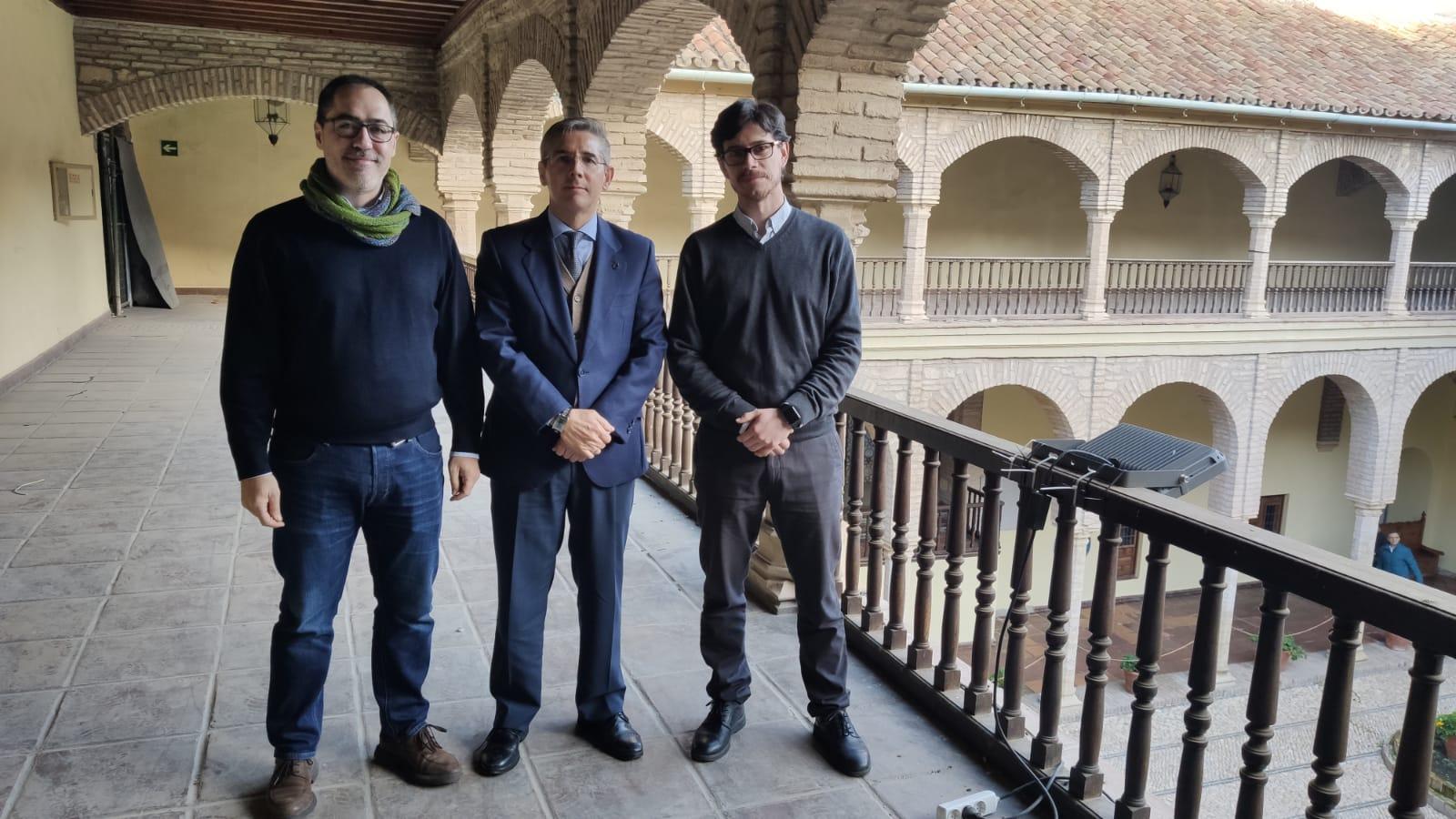 El estudio amasce será el encargado de la gestión cultural del Área Expositiva del Palacio de Congresos