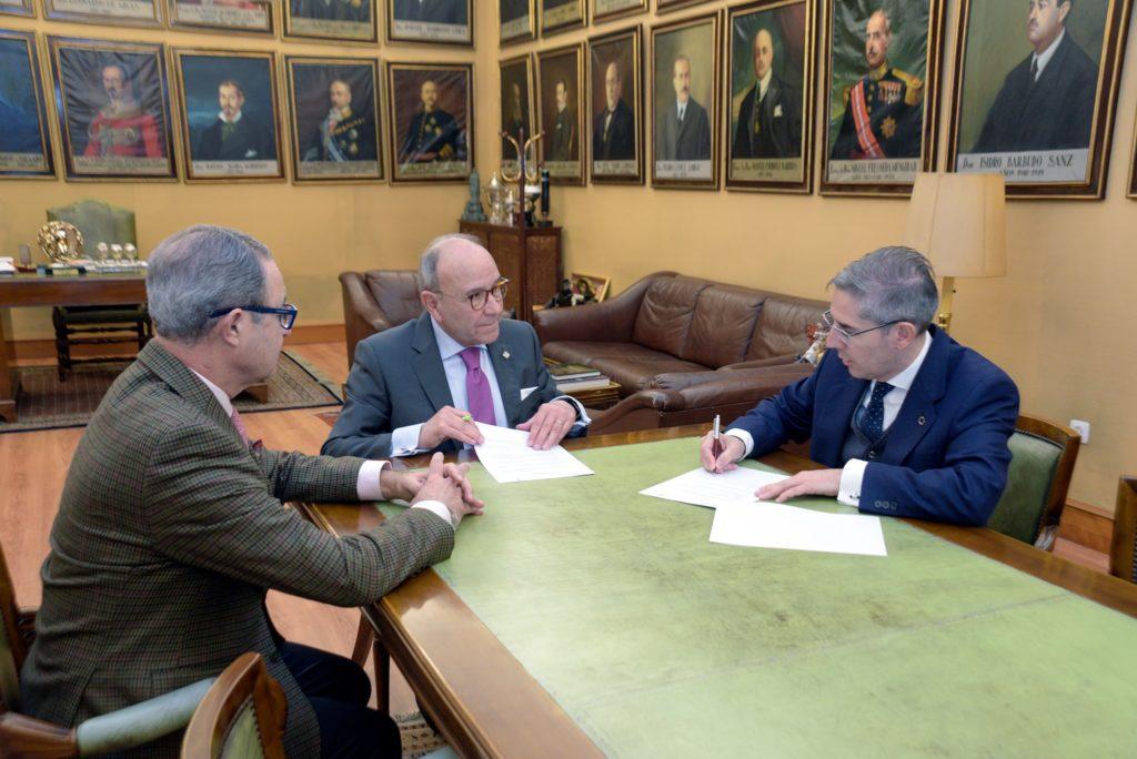 El Palacio de Congresos de Córdoba y el Real Círculo de la Amistad firman un acuerdo de colaboración