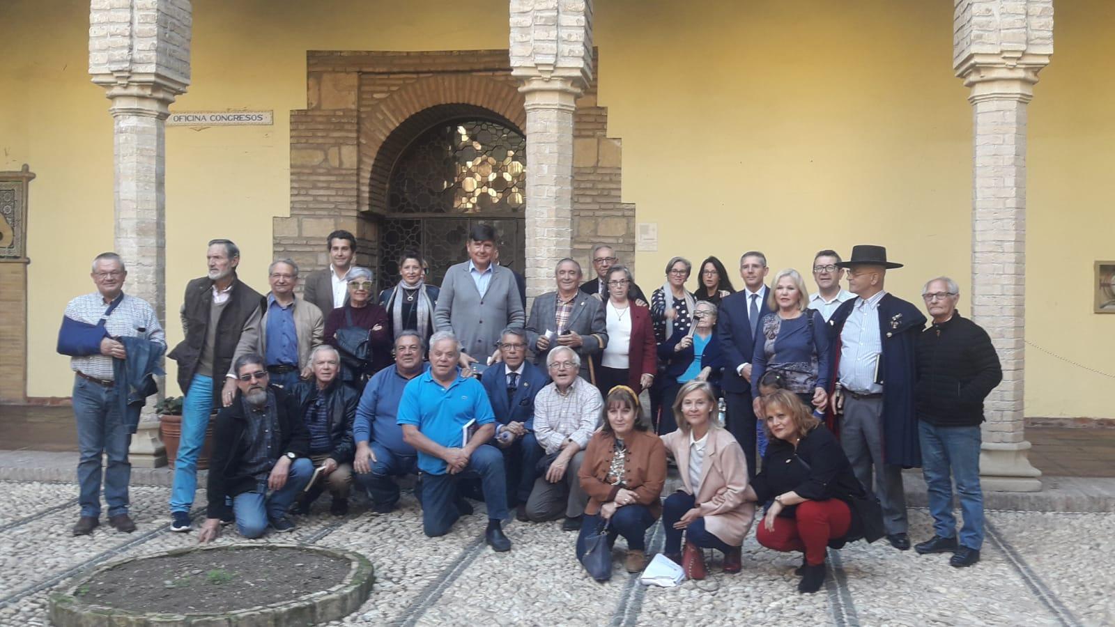 El Palacio de Congresos de Córdoba rememora su pasado como casa cuna