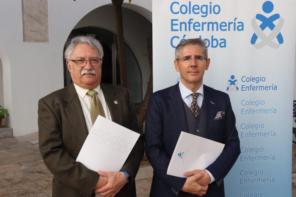El Colegio de Enfermería de Córdoba alcanza un acuerdo de colaboración con el Palacio de Congresos