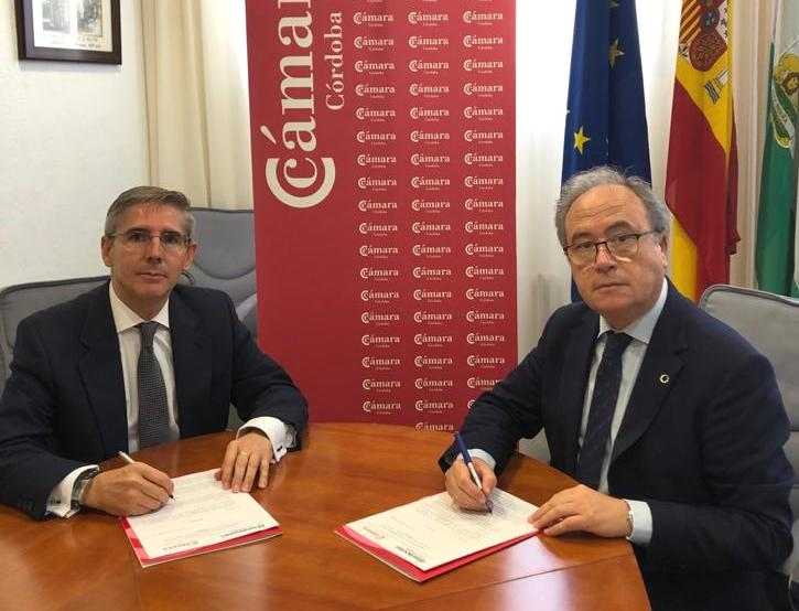 La Cámara de Comercio se suma al programa Embajadores de Córdoba