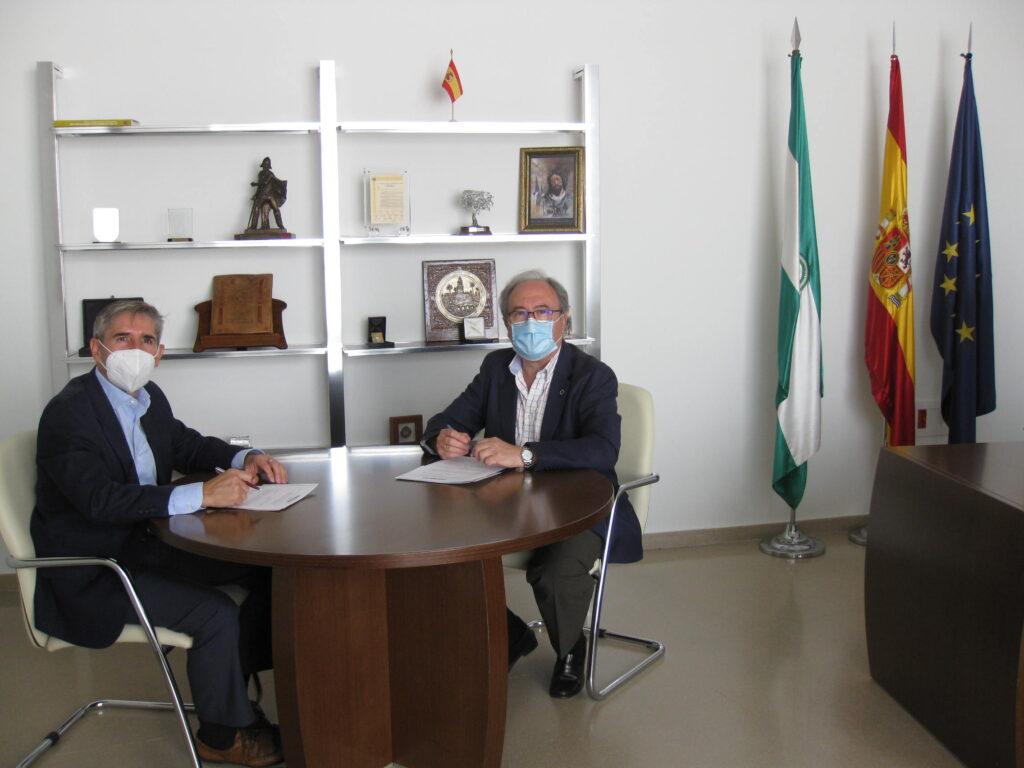 CECO refuerza su compromiso con el Palacio de  Congresos uniéndose al programa Embajadores de  Córdoba