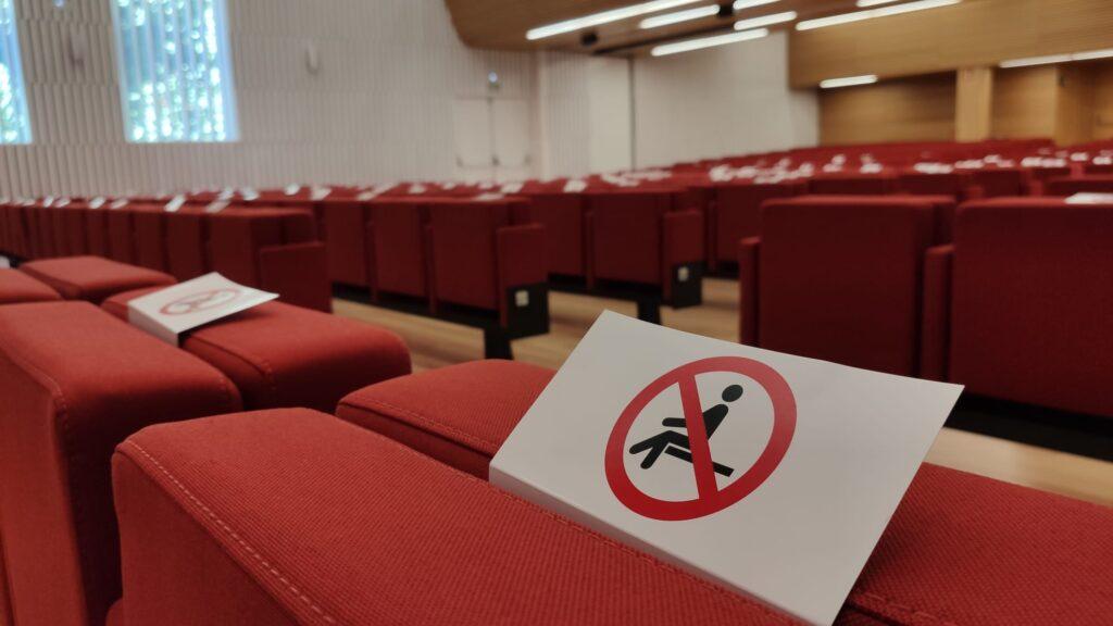 El Palacio de Congresos de Córdoba vuelve a abrir sus puertas tras casi 7 meses de cierre