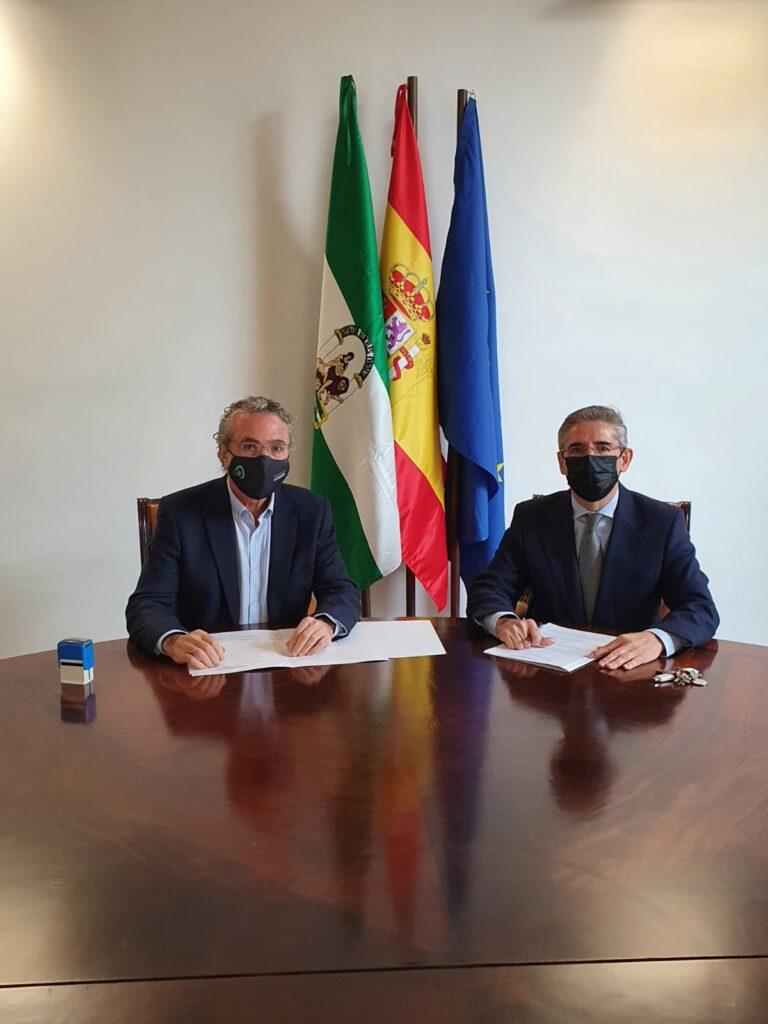 El Palacio de Congresos de Córdoba y Fundación PRODE asientan las bases para futuras colaboraciones
