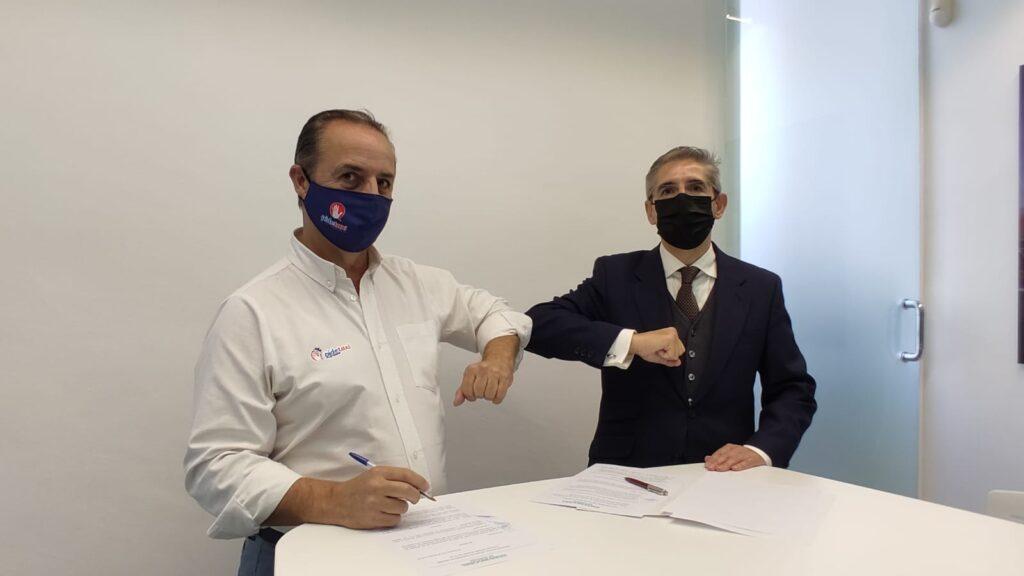 Pidetaxi Córdoba pone a disposición del Palacio de Congresos su flota de vehículos para contribuir a la reactivación de la actividad congresual