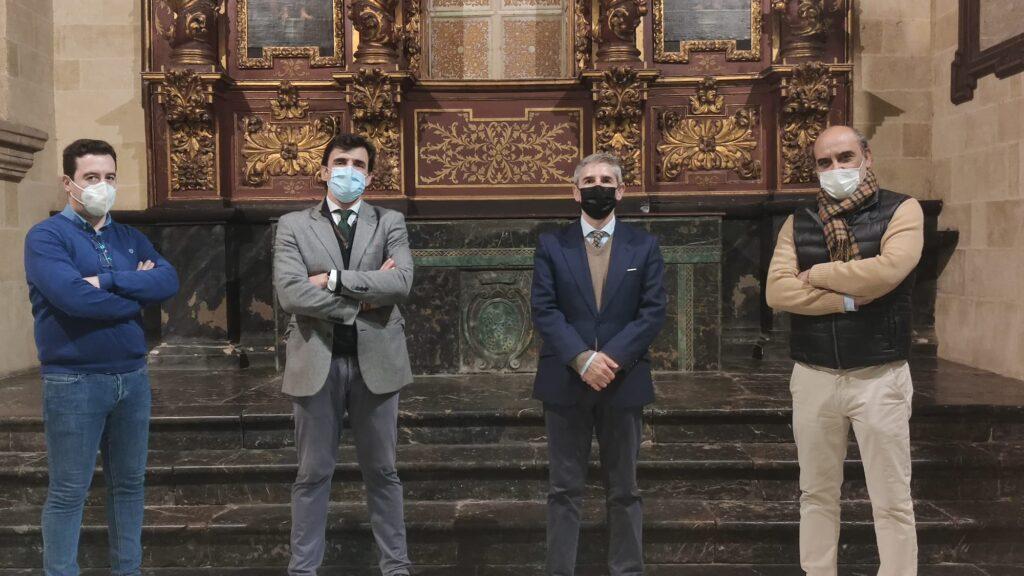 Aehcor y el Palacio de Congresos de Córdoba aúnan fuerzas para potenciar el turismo local