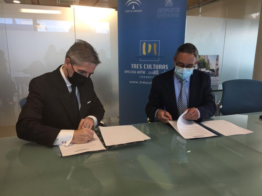 Fundación Tres Culturas del Mediterráneo y el Palacio de Congresos establecen una alianza para la atracción de congresos a Córdoba