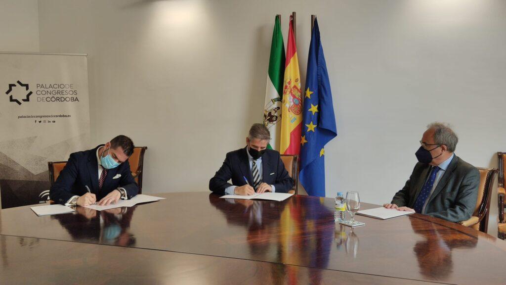 El Palacio de Congresos potencia su internacionalización gracias a la empresa Protocol & Diplomacy Consultancy