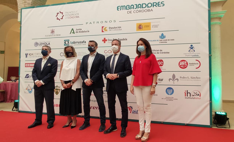 El Palacio de Congresos reivindica la importancia del turismo de negocios para la ciudad en las III Jornadas Embajadores de Córdoba